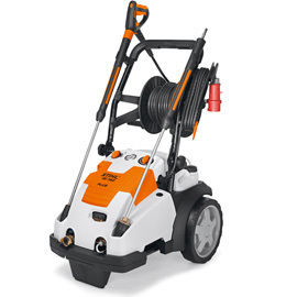 Stihl RE 362 PLUS Innovativer 180bar-Hochdruckreiniger