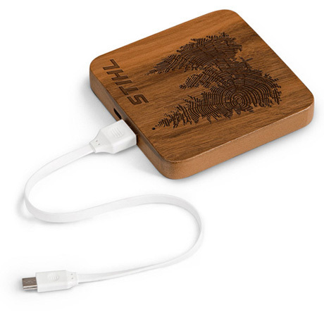 Stihl Power Bank Holz